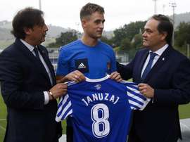 Januzaj had a difficult relationship with Van Gaal. EFE
