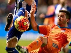 El Sporting de Braga dará una oportunidad a Danilo Barbosa. EFE