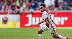 Abdelhak Nouri despertó del coma el pasado mes de agosto. EFE/Archivo