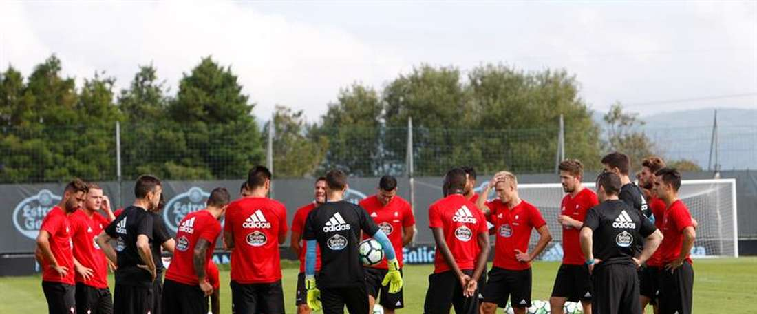 El Celta ha anunciado la llegada de Jero para el filial. EFE