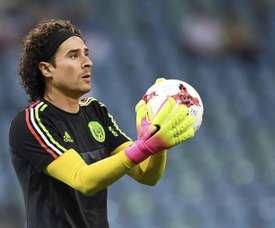 Ochoa, o que mais defendeu até aqui na Copa do Mundo. EFE