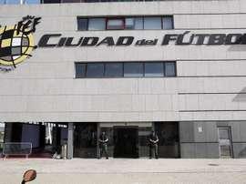 La Federación no ha recibido la notificación judicial. EFE