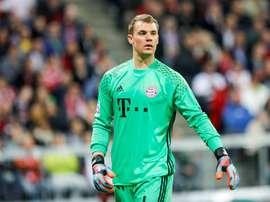 Neuer devient le nouveau capitaine. EFE