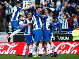 El Espanyol vence al Persija Yakarta. EFE/Archivo