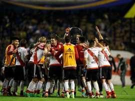 River Plate quiere reforzarse para volver a ser campeón. EFE/Archivo