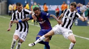 Neymar pode pintar na Juventus. EFE