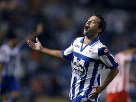 El centrocampista confía en al victoria. EFE/Archivo