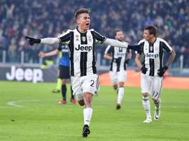 Dybala was a stand out performer with Juventus last season. EFE/Archivo