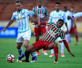 Wendel se encuentra en la agenda del Sporting de Lisboa. EFE/Archivo