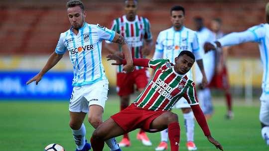 Wendel vai mesmo jogar no Sporting CP. EFE