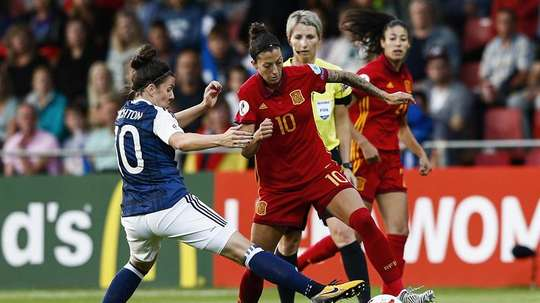 The Scottish FA announces an increase in funding for Women's national side ahead of World Cup. EFE