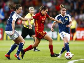 España venció por 2-3 a Francia. EFE/Archivo
