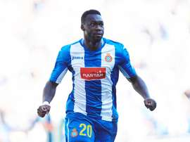 Lazio have Caicedo from Espanyol in a deal worth €2.5million. EFE/Archivo