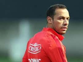 Marcelo Díaz foi contactado pelo Betis. EFE