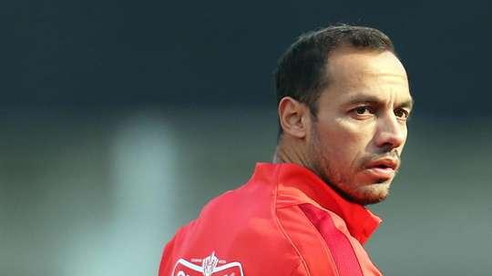 Le Betis serait intéressé par Marcelo Diaz, joueur du Racing. EFE