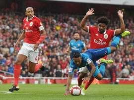 Southampton veut Walcott. EFE
