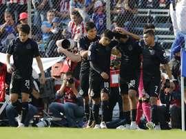 Chivas derrotó por 1-3 a Pachuca. EFE/Archivo