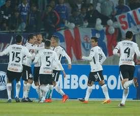 Corinthians empató a uno ante Flamengo. EFE/Archivo