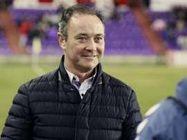 El entrenador español está sin equipo tras finalizar su temporada en China. EFE