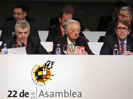 Villar todavía tiene partidarios en las federaciones territoriales. EFE/Archivo