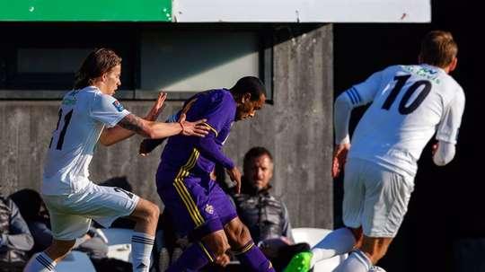 El Maribor ha logrado un triunfo agónico, antes de encarar una nueva semana de Champions.EFE/Archivo