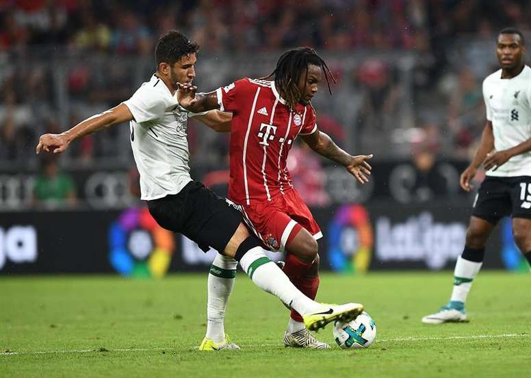 Sanches is a target for Swansea. EFE