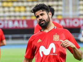 Diego Costa é um dos jogadores com cidadania brasileira. EFE