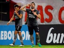 La Sudamericana se queda huérfana de bolivianos. EFE