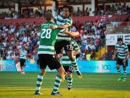 Les Portugais du Sporting reçoivent le Steaua Bucarest. EFE