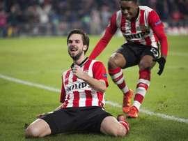 El PSV consigue el pase a la siguiente fase de la Copa. EFE/Archivo