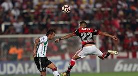 Flamengo empató ante Avaí en casa. EFE