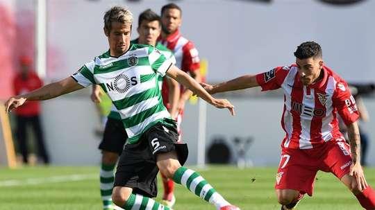 Aves e Sporting, um deles irá conquistar a Taça de Portugal. EFE