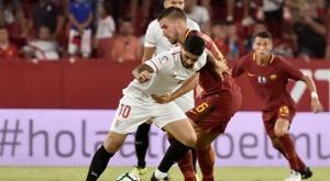 Prováveis escalações de Sevilla e Roma. EFE