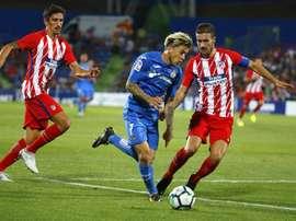 El Getafe vuelve a Primera División tras sólo una temporada en el ostracismo de Segunda. EFE