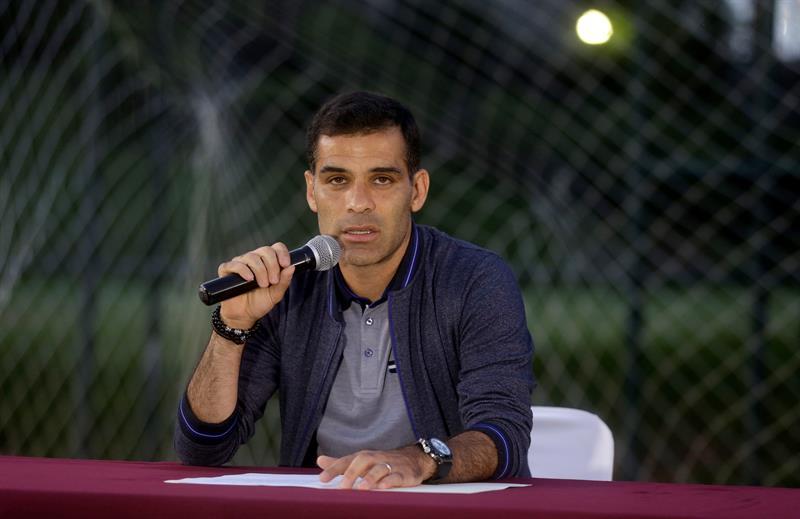 Rafa Marquez se despide del Estadio Jalisco y así lo homenajearon
