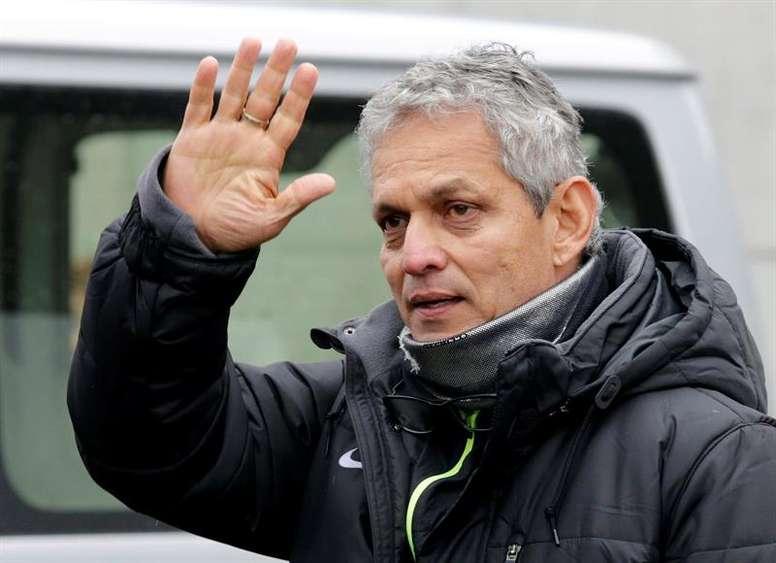 Rueda, nuevo seleccionador de Chile. EFE