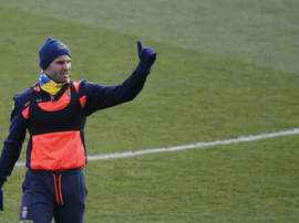 Jesé está emprestado pelo PSG ao Stoke City.EFE