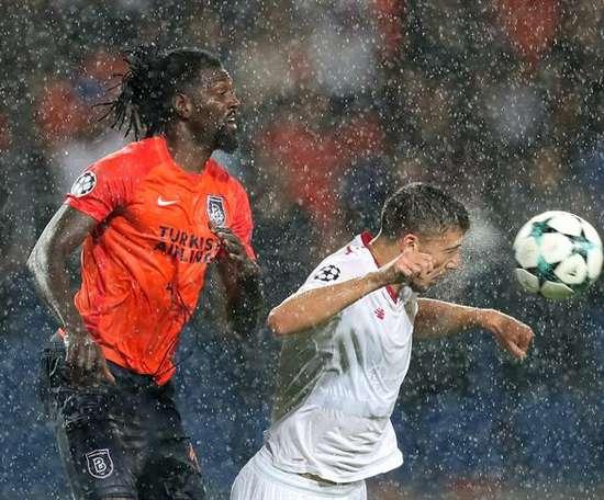 El Istanbul Basaksehir venció al Karabukspor por 5-0. EFE/Archivo