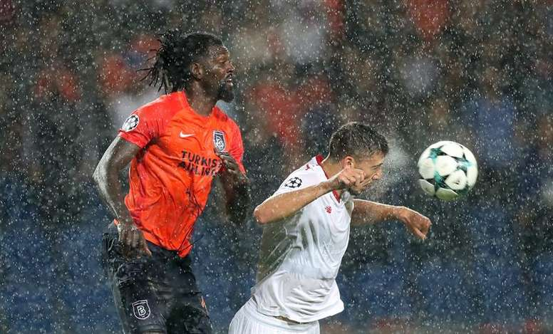 Istanbul Basaksehir a vaincu Karabukspor avec une jolie manita. EFE