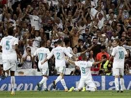 Le Real Madrid suivre le Mondial U17 de très près. EFE