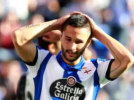 Andone is tempted by a move to Burnley. EFE/Archivo