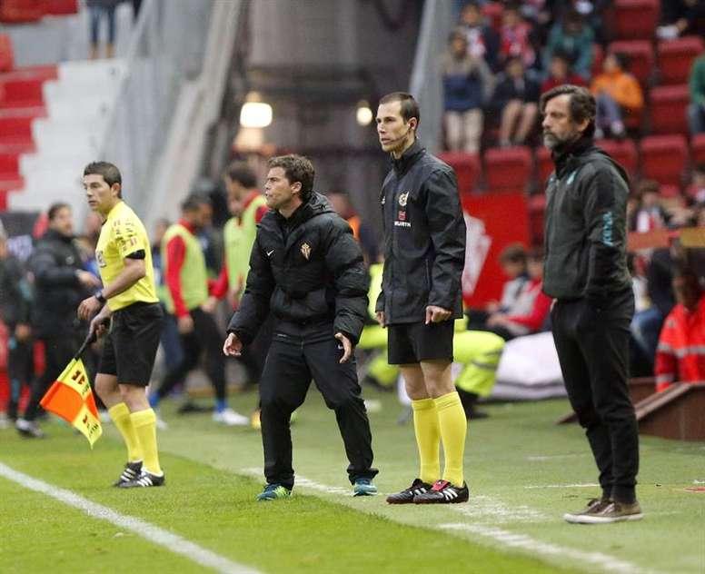 El Espanyol se llevó los tres puntos ante el Celta. EFE/Archivo