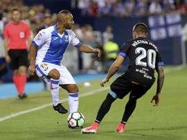 Héctor Hernández estará entre cuatro y seis semanas de baja. EFE