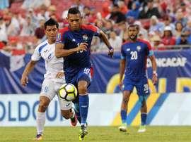 Reparto de puntos entre Honduras y Estados Unidos. EFE/Archivo