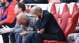 A lista de contratações falhadas de Wenger já é longa. EFE/EPA/Arquivo