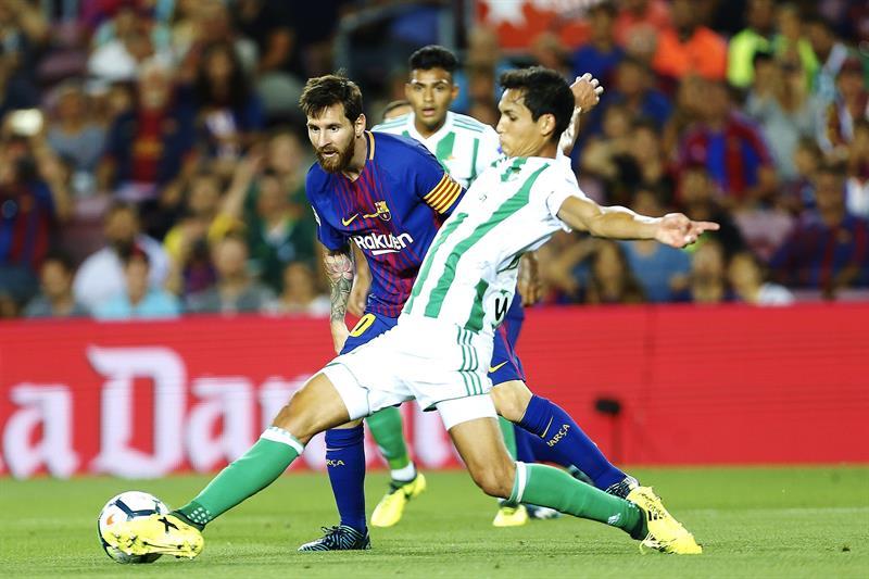 Le Barça sans pitié à Séville face au Betis