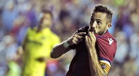Morales elogió a los jugadores madridistas. EFE