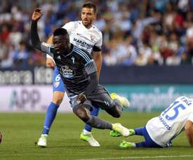 Pape Cheikh Diop is set to sign for Lyon. EFE/Archivo
