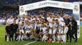 El Trofeo Bernabéu se cancelará por segundo año seguido. EFE