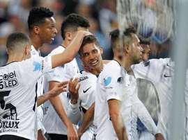 Empate a uno en el partido de ida de la Conmebol Sudamericana. EFE/Archivo